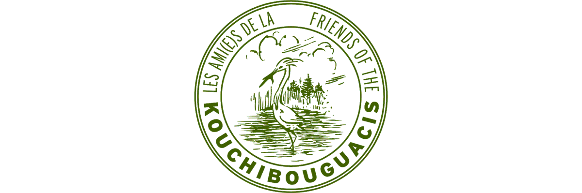 Ami(e)s de la Kouchibouguacis / Friends of the Kouchibouguacis Logo