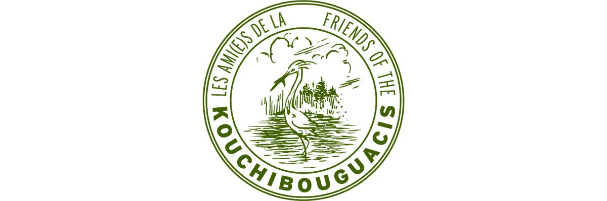 Ami(e)s de la Kouchibouguacis / Friends of the Kouchibouguacis Logo